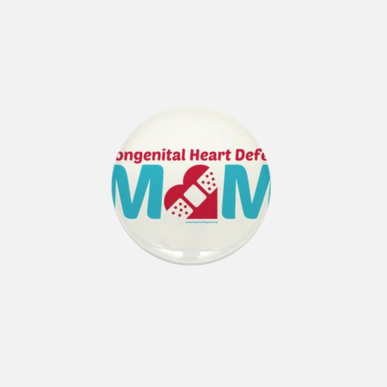 CHD MOM Mini Button