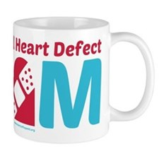 CHD MOM Mugs