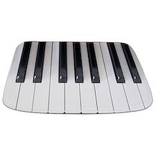 Piano Keys Bathmat