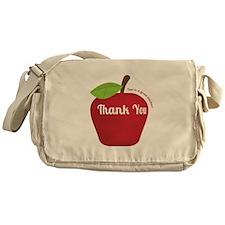 Great Teacher, Red Teacher Appreciation Apple Mess