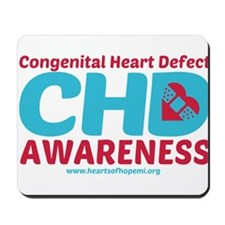 CHD Awareness Mousepad
