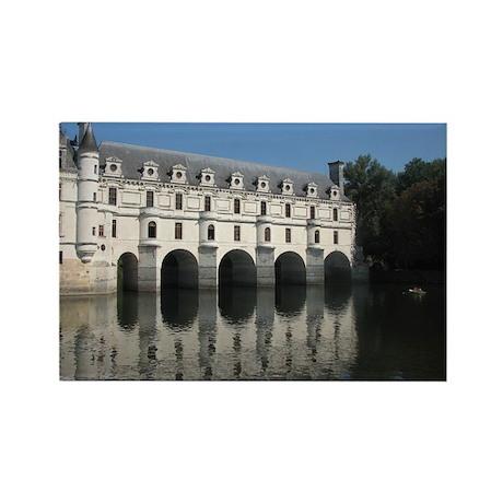 Château de Chenonceau Rectangle Magnet