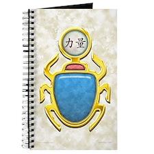 Opal Scarab Journal