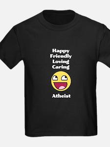 Happy Friendly Atheist T-Shirt