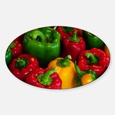 Bell Peppers Decal
