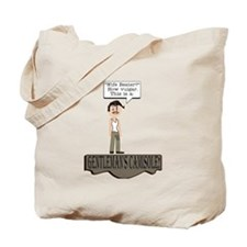 Gentlemans Camisole Tote Bag