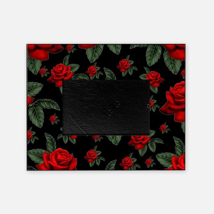 CHRISTMAS ROSES Picture Frame