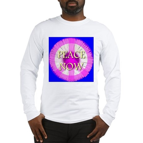 Peace Now Daisy Fleabane Long Sleeve T-Shirt