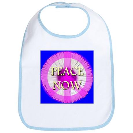 Peace Now Daisy Fleabane Bib