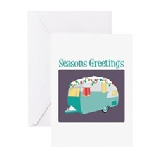 Seasons Greetings Greeting Cards