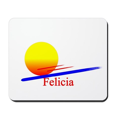Felicia Mousepad