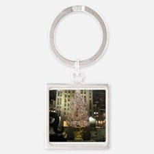 Christmas In The City Keychains