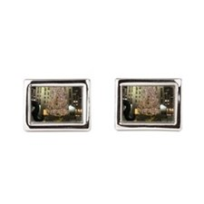 Christmas In The City Cufflinks