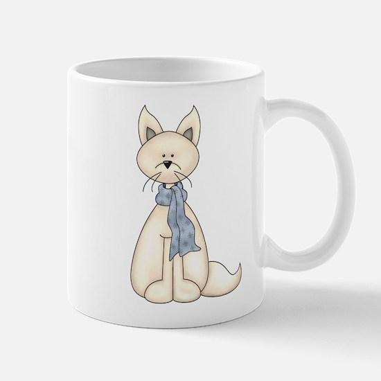 White Fox Mugs