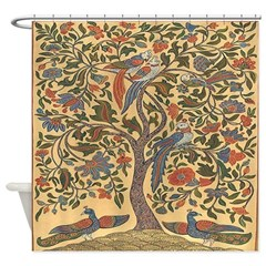 Celtic Tree of Life Shower Curtain