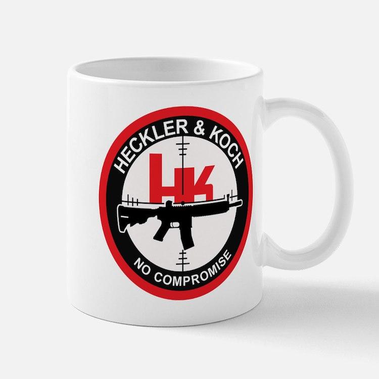 Heckler and Koch Mugs