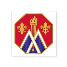 """DUI - 89th Infantry Division Square Sticker 3"""" x 3"""