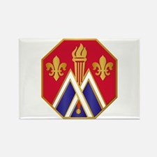 DUI - 89th Infantry Division Rectangle Magnet