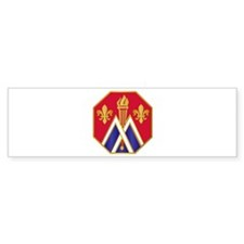 DUI - 89th Infantry Division Bumper Sticker