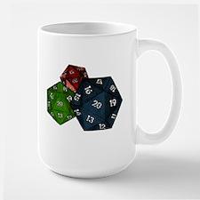 20-sided Dice Mugs