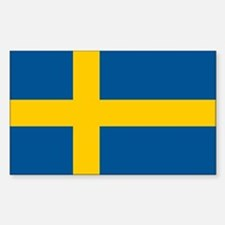 Sweden Flag Stickers