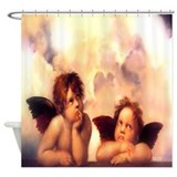 Angels Shower Curtains