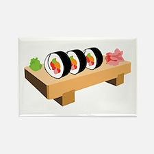 Sushi Japanese Food Magnets