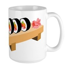 Sushi Japanese Food Mugs
