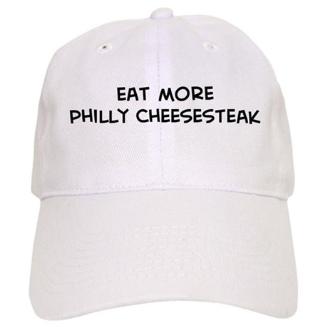 Eat more Philly Cheesesteak Cap