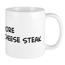 Eat more Philadelphia Cheese  Mug