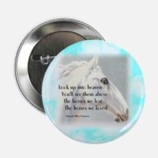 """The Horses We Love 2.25"""" Button"""