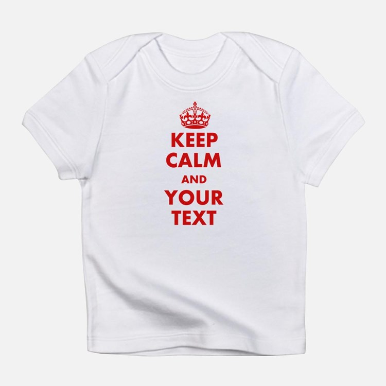Keep Calm And Baby Clothes Gifts Baby Clothing