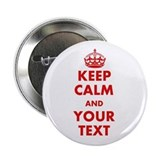Keep calm and party with bob personalized 10 Pack