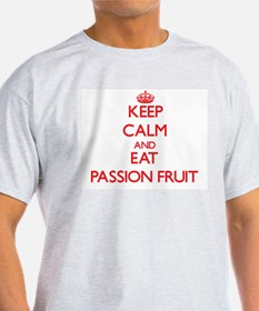 Keep calm and eat Passion Fruit T-Shirt