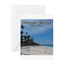 dominican republic Greeting Cards