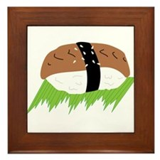 Unagi Eel Sushi Framed Tile
