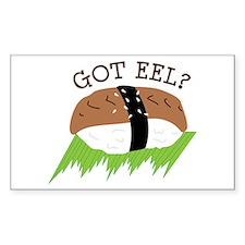 GOT EEL? Decal