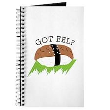 GOT EEL? Journal