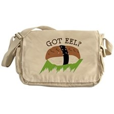 GOT EEL? Messenger Bag