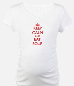 Keep calm and eat Soup Shirt
