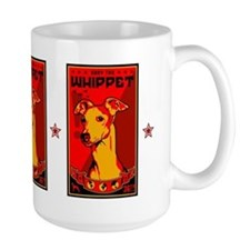 Obey the Whippet! coffee Mugs