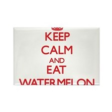 Keep calm and eat Watermelon Magnets