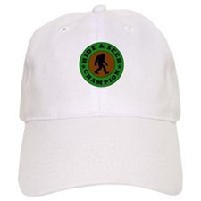 Bigfoot Hide And Seek Champion Baseball Baseball Cap
