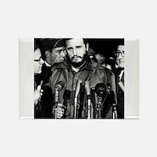 Fidel Castro 1959 Magnets
