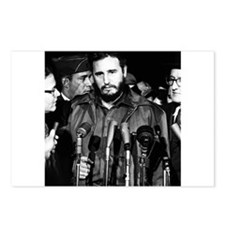 Fidel Castro 1959 Postcards (Package of 8)