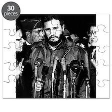 Fidel Castro 1959 Puzzle