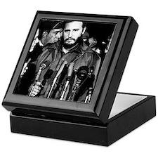 Fidel Castro 1959 Keepsake Box