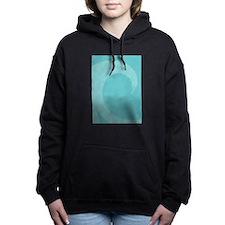 Aqua-iPhone.png Hooded Sweatshirt