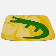 Alligator Bathmat