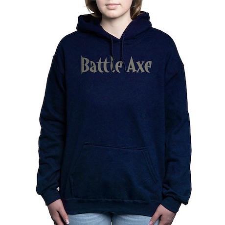 BattleAxe10.png Hooded Sweatshirt